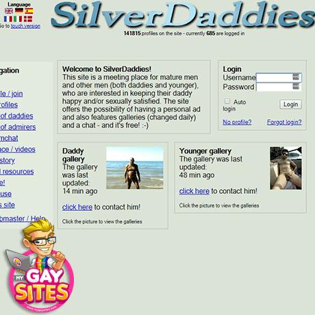 sites like silverdaddies